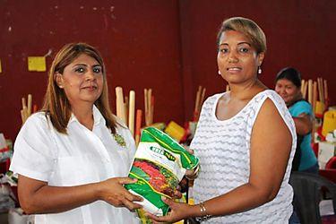 CINAP Administrador de Fondos para la Implementación de  150 Huertos en el Distrito de Panamá